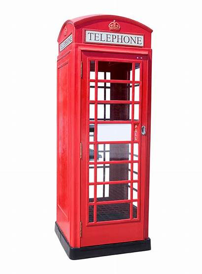 Booth Telephone Colora Sticker