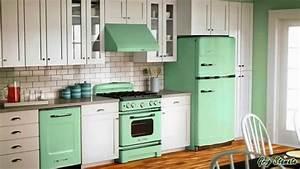 Kitchen Appliances' New Aesthetic