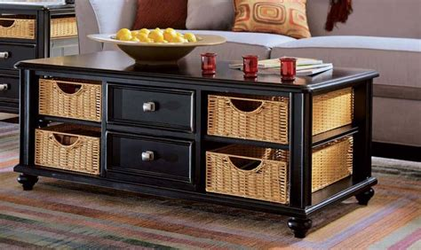 Turn your coffee table into a storage powerhouse with these simple organizing tricks. 20 Awesome Coffee Table With Storage Designs