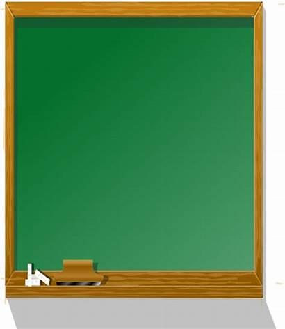 Blackboard Clipart Chalkboard Clip Chalk Tall Border