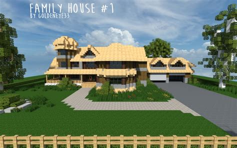 family house  creation