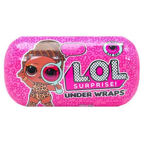 lol surprise  wraps rav toys