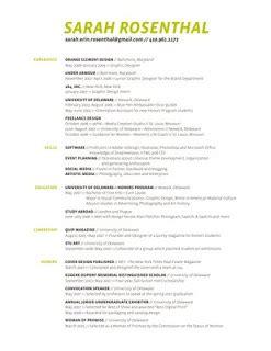 internship format your resume jenifer design