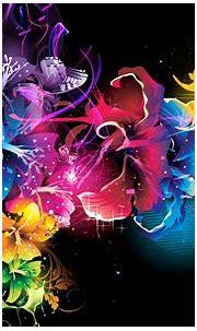 Cool abstract flower wallpaper HD   PixelsTalk.Net
