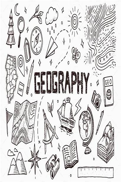 Geography Revolution American Doodles National Drawings Planner