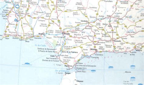 andalucia spain map imsa kolese