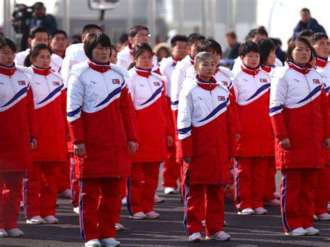 North Korean Athletes Will Be