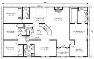 The Bedroom Bath Ranch Floor Plans the world s catalog of ideas