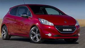 All New 2018 The Peugeot 208 GT Line YouTube