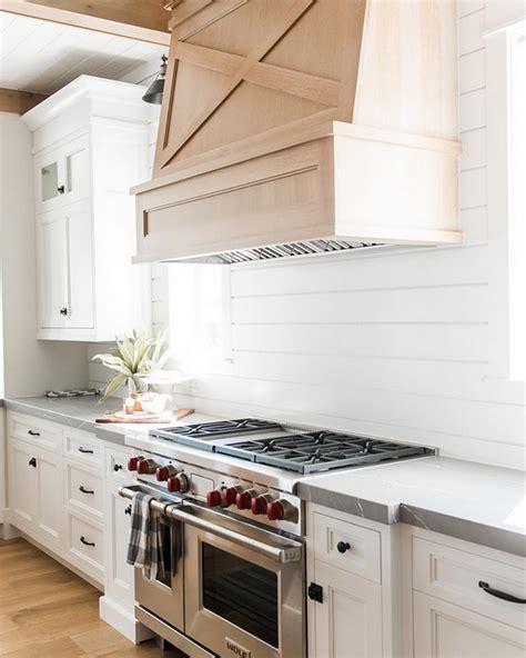 Shiplap Backsplash by Home Bunch Interior Design Ideas