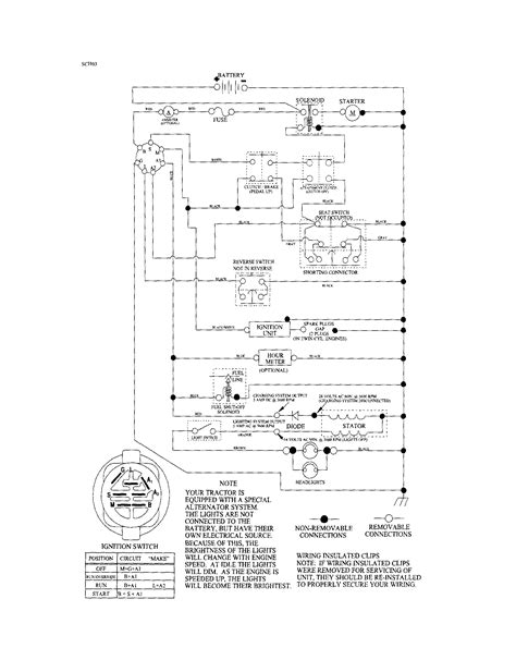 craftsman lt2000 wiring diagram 31 wiring diagram images