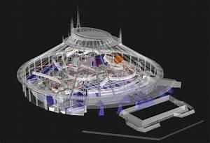 Space Mountain existe depuis plus de 35 ans à Disneyland