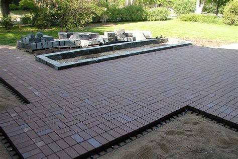 clay pavers vs concrete pavers why decide on clay pavers victoria homes design