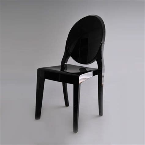 black mirage ghost chair these event decor