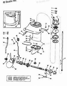 Johnson Outboard Parts By Hp 9 5hp Oem Parts Diagram For