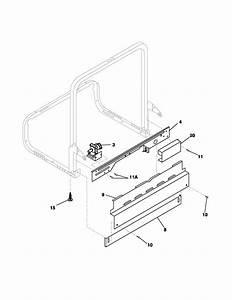 33 Frigidaire Dishwasher Assembly Diagram