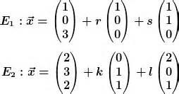 Schnittgerade Zweier Ebenen Berechnen : schnittgerade von 2 ebenen ~ Themetempest.com Abrechnung