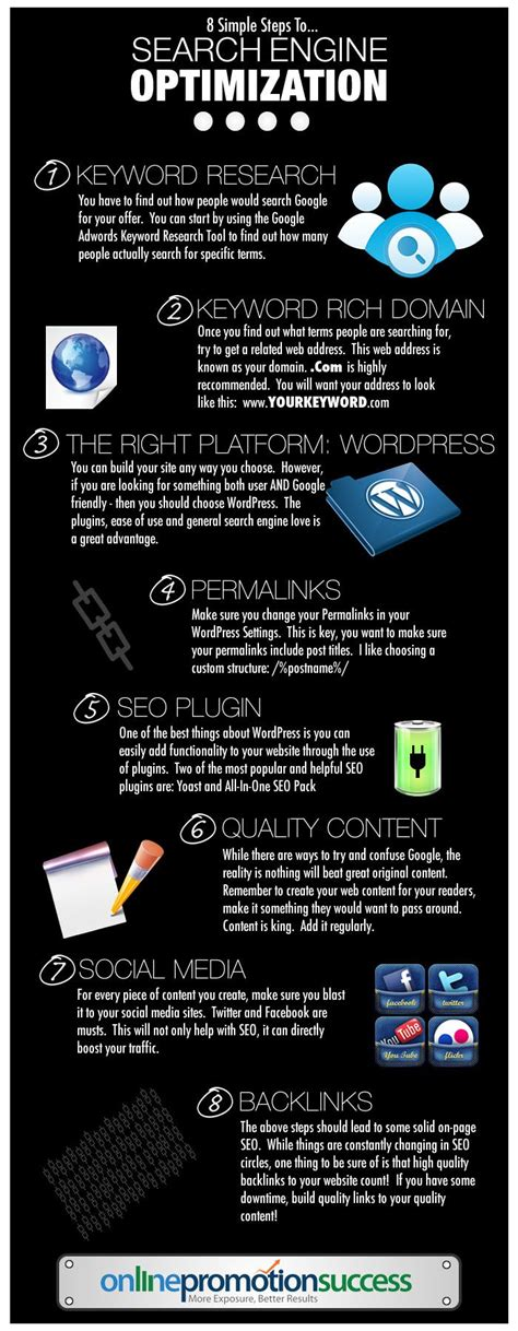 Seo Optimization by 17 Best Images About Browser Infographic On