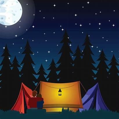 Camping Canvs Artwork