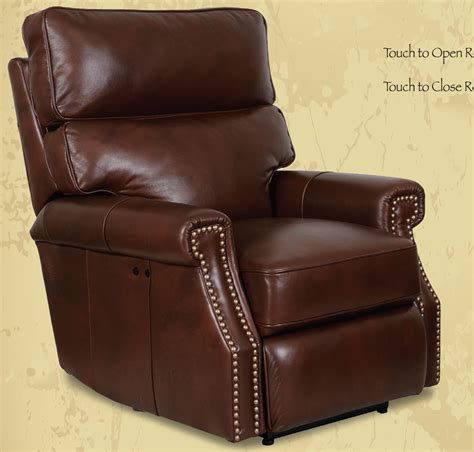 barcalounger lochmere ii recliner chair leather recliner