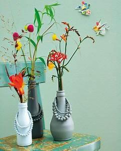 Vasen Selber Machen : kreativ sein ganz einfach vasen selber machen reciclado ~ Lizthompson.info Haus und Dekorationen