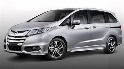 Odyssey Redesign by 2017 Honda Odyssey Redesign