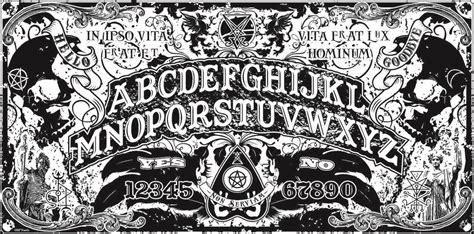 Wallpaper Ouija Board by Ouija Board Wallpaper Ouija Board Print Non Serviam