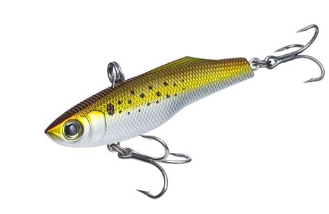 Yozuri High Speed Vibe Lure Tackledirect