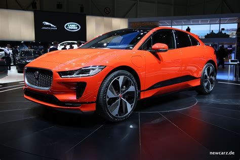 Jaguar I Pace Elektrifiziertes Performance Suv Newcarz De HD Wallpapers Download free images and photos [musssic.tk]
