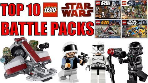 top  lego star wars battle packs youtube