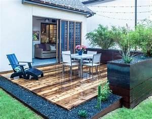 Garten Terrasse Holz Anlegen : garten terrasse anlegen garten und bauen ~ Sanjose-hotels-ca.com Haus und Dekorationen