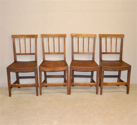 Country Kitchen Dining Chairs  158309 Sellingantiquescouk