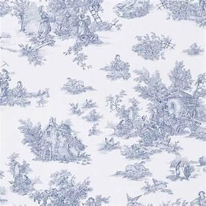 Tapete Blau Muster : tapete blau wei landhaus rasch 285078 ~ Orissabook.com Haus und Dekorationen