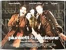 Plunkett And Macleane - Original Cinema Movie Poster From ...