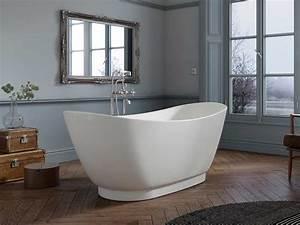 Freistehende Acryl Badewanne : freistehende badewanne sanitas aus acryl wei gl nzend 176x68x67 modern duo ~ Sanjose-hotels-ca.com Haus und Dekorationen