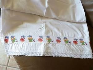 Drap Pour Lit Bébé : un peu de couture drap pour lit de b b l 39 telier de stell ~ Teatrodelosmanantiales.com Idées de Décoration