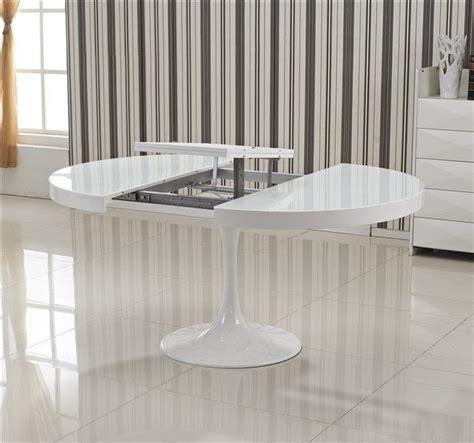 table de cuisine ronde blanche les 25 meilleures idées de la catégorie table ronde
