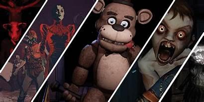 Oculus Quest Games Horror Vr Pc Scare