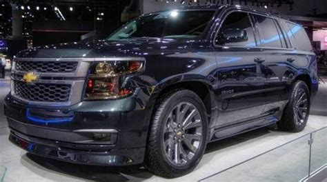 Chevy Tahoe 2019 Redesign