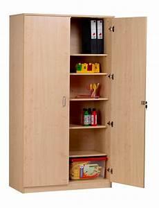 Lockable, Tall, Storage, Cupboard