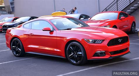 Mustang 2 3 Ecoboost by Driven 2015 Ford Mustang 2 3 Ecoboost And 5 0 Gt Paul