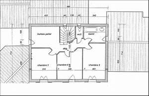 plan maison 3 chambres 2 salles de bain de63 jornalagora With plan maison 4 chambres 2 salles de bain etage