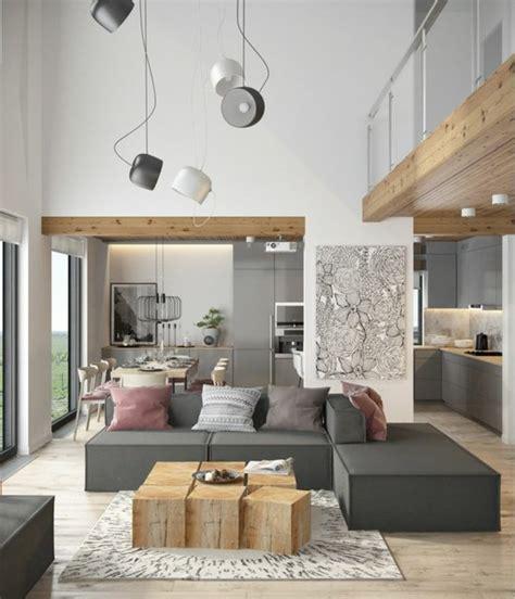 Minimalistische Wohnzimmer Einrichtungsideenmoderne Wohnzimmer Interieur by Moderne M 246 Bel F 252 R Moderne Wohnung 45 Einrichtungsideen