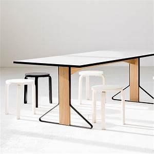 Tisch Für 8 Personen : reb 001 kaari tisch von artek bei ~ Whattoseeinmadrid.com Haus und Dekorationen