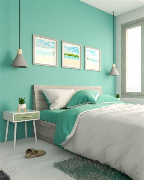 teal  grey bedroom decor idea roomdsigncom