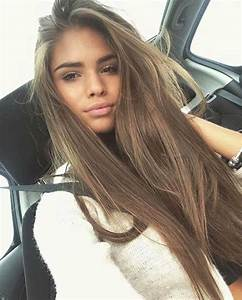 Best Straight Hairstyles for Gorgeous Looks Hairstyles & Haircuts 2016 2017