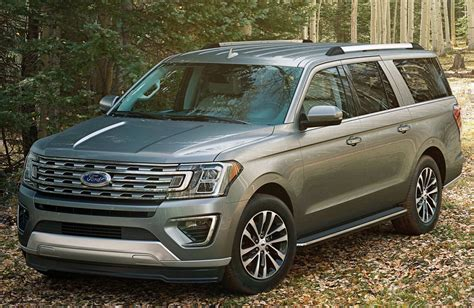 2018 Ford Expedition  Overview Cargurus
