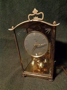 Eby De : vintage brass schatz sohne made in germany anniversary carriage clock ebay ~ Orissabook.com Haus und Dekorationen