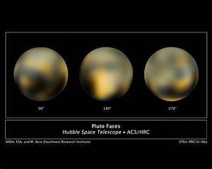 Hubble's discovery of two new moons of Pluto, mapping ...