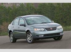 SATURN Ion Sedan 2003, 2004, 2005, 2006, 2007